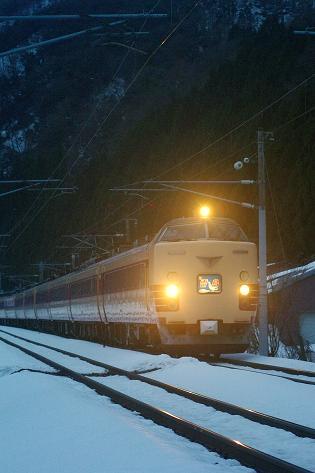 2010.1.10 北陸本線 湯尾-南条 雷鳥1.JPG