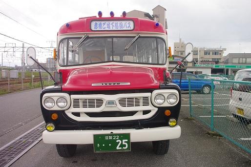 2012.7.15 近江鉄道 ボンネットバス外観1.jpg