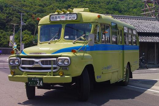 2013.8.21 小豆島 ボンネットバス5.JPG