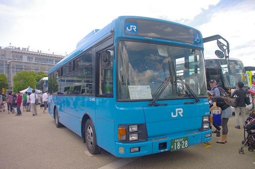 2014.9.14 バス祭り2014 西日本JRバス1.JPG