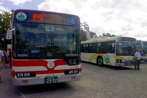 2015.9.27 バス祭り 尼崎市交通局 LED方向幕撮影会1.JPG