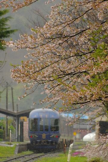 2017.4.15 京都丹後鉄道 岩滝口 丹後の海1.JPG