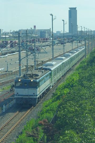 2017.7.22  東海道本線 吹田(タ) 東京メトロ13000系甲種1.JPG