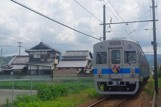 2017.7.8 水間鉄道 三ツ松-森 1000系1.JPG