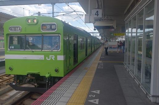 2017.8.13 奈良線 奈良 103系みやこ路快速1.JPG