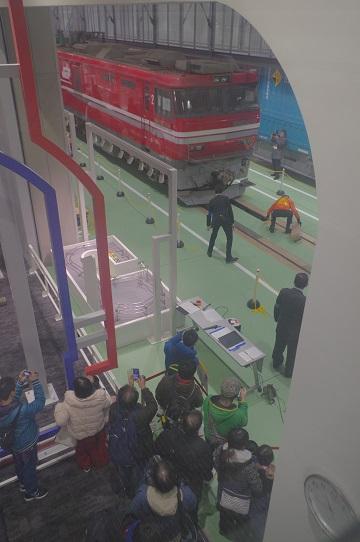 2018.1.20 京都鉄道博物館 EH800搬入2.JPG