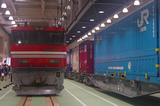 2018.1.20 京都鉄道博物館 EH800搬入4.JPG