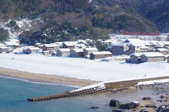 2018.2.14 山陰本線 佐津-竹野 キハ47系1.JPG