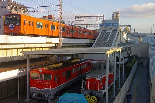 2014.2.22 大阪環状線 弁天町-西九条 鉄道科学館HM1.JPG