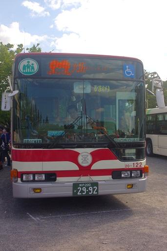 2015.9.27 バス祭り 尼崎市交通局 LED方向幕撮影会4.JPG
