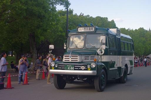 2015.9.27 バス祭り 神戸市交通局 ボンネットバス1.JPG
