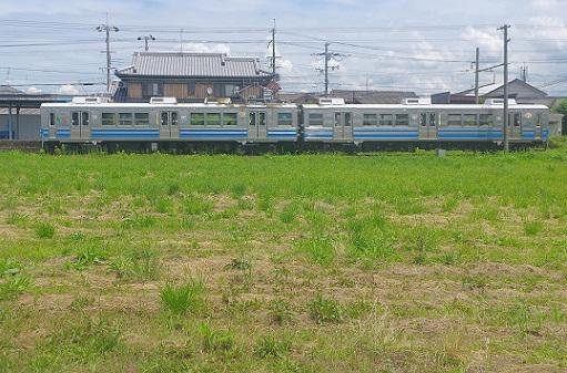 2017.7.8 水間鉄道 森-三ツ松 1000系1.JPG