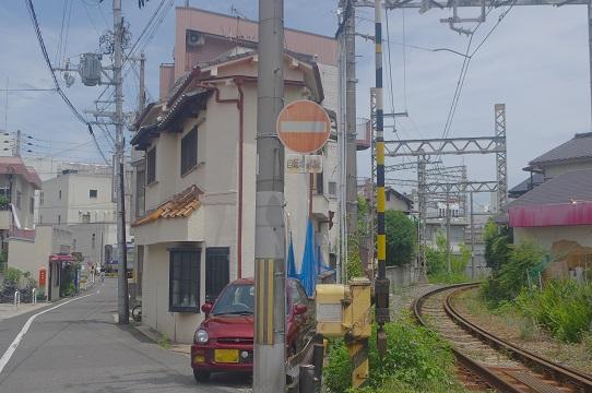 2017.7.8 水間鉄道 貝塚-貝塚市役所前1.JPG