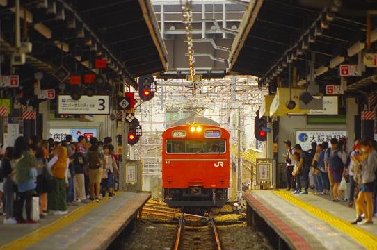 2017.9.30 大阪環状線 西九条 103系1.JPG