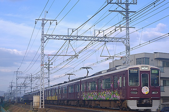 2019.2.23 阪急京都線 茨木市-南茨木 古都HM1.JPG